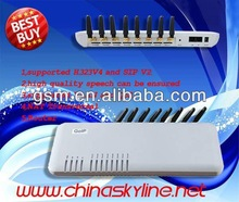 Goip 8 voip gateway/ usb dongle sim Support IMEI change
