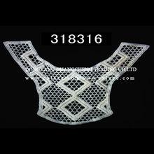 fancy design neck embroidery design latest
