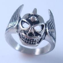 2012 hot fashion skull jewellery rings,skull Ring,2012 mens ring jewellery