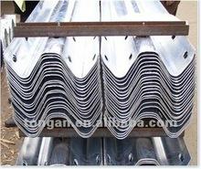 Steel Barrier guardrail used