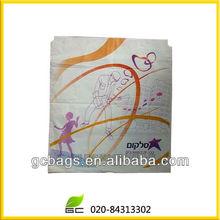 personalized nylon laundry bag