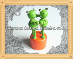 Wooden Animals Shapes Candy Dolls Models - Buy Wooden Animals ...