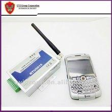 GSM keyless entry system