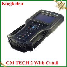 2012 GM tech 2,Tech-2,Opel SAAB Isuzu Suzuki Holden vetronix GM tech2+32mb card+Candi model