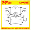 Best seller brake pad fit for FORD,JAGUAR,LAND ROVER,MAZDA,OPEL,RENAULT,SAAB,VAUXHALL,VOLVO cars