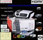 NEWEST!!! C7 world 1st smart mini projector