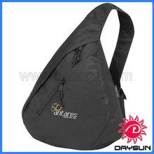 Triangular sling city backpack single strap backpack
