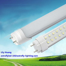 Free samples 2012 New Patent Design And Hot Sale High Luminous good quality LED Tube T8