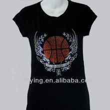 Basketball with wings fashion t-shirts 2013