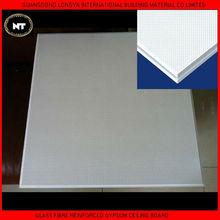 600*600mm Glass fibre reinforced plaster board