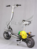 2012 new 49cc used gas scooters sale with Improved Features