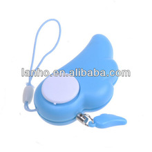Blue Safety Angel Personal Alarm Electronic Self Protection Anti-Wolf Guardian