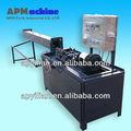Apm1.0 - 4.0mm manual diamante aramefarpado poder tear