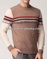 2013 winter fashion manufacturers design cashmere sweater
