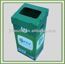 Environmentally Friendly PP Plastic recycle bin
