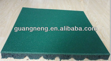 Safety Sports Playground Rubber Tile