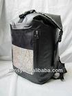 40L tpu outdoor roll top waterproof backpack