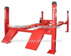 cheap price four post car lifts used for alignment SXJS3517B
