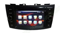 lsqstar 7 inch car radio for SUZUKI swift 2011 2012