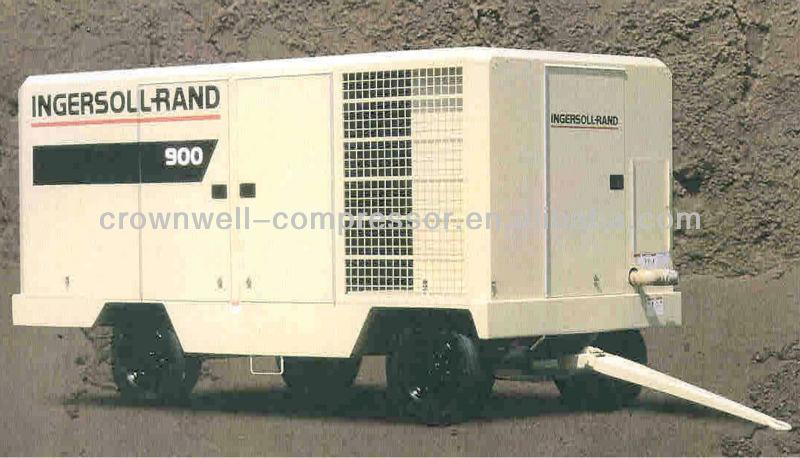ingersoll rand portable air compressor doosan portable