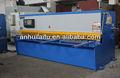 Metal folha de corte e dobra máquina 3.2m, corte de chapa de ferro máquinas, máquina de corte para alumínio