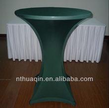 lycra bar stretch table cover spandex high bar table cover spandex stretch table cover