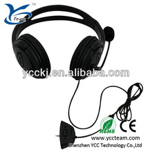 headsets for xbox360 video game console