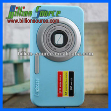 3d silicone camera case for iphone 5