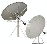 c band 180cm satellite antenna