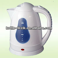 2011 Rotating Plastic Kettles With LED Light Series KP18C