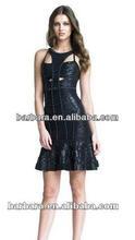 Barbara printed black abaya evening dress factory supply for wholesale and OEM!