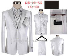 fashion evening dress suits for men 2013 newest