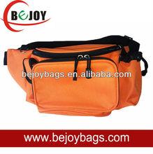 2012 fashion polyester city sports waist bag