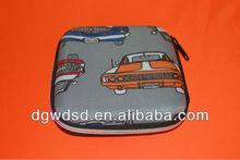 2012 Dongguan Different Shape Design EVA CD Case