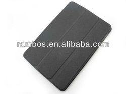 Protective PU Leather Folio Smart Case Skin Cover for ipad Mini