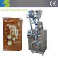 Le PLC commandent la machine de conditionnement d'huile d'olive