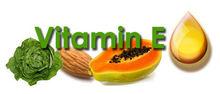 Vitamin E, VE, Natural Vitamin E, Gamma tocopherol, Alpha tocopherol