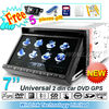 Hot Sell 7 inch Touch Screen GPS Monitor