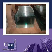 cut size sheet glass cut square hole glass custom cut mirror glass