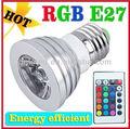Bravo! Touch dimmer telecomando lampada led rgb e27 ce/rohs