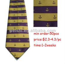 cheap uniform company logo tie