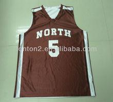 2012 New Season Basketball Uniform