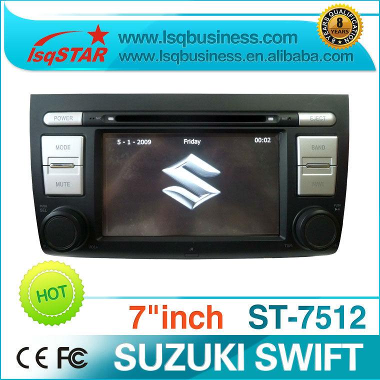 cheap car radio for SUZUKI swift with steering wheel control