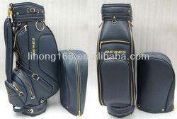 good leather golf club bags
