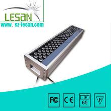 3 color in 1 LED outdoor lighting par led CREE 72W 220V
