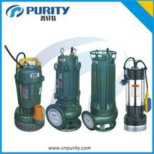 vertical submersible sewage centrifugal pump