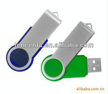 Advertisement Gifts: mini Swivel USB Flash 2012 hot selling Swivel usb flash disk logo imrpint