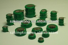 2.4v 2NI-MH button cells battery