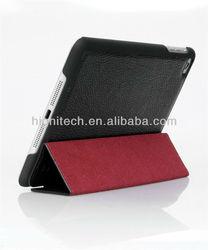 Genuine Leather Smart Case For Apple iPad Mini