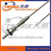 Car radio/tv antenna booster with telescoping antenna mast/high gain car antenna((TRONIX Professional Manufacturer)
